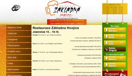 Restaurace Zkladna Hnojice