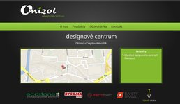 Omizol - designov centrum Olomouc